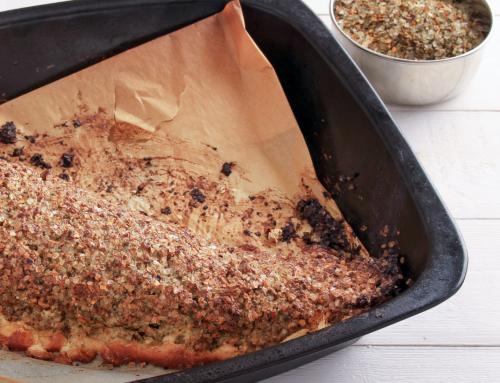 How to Salt Bake a Fish